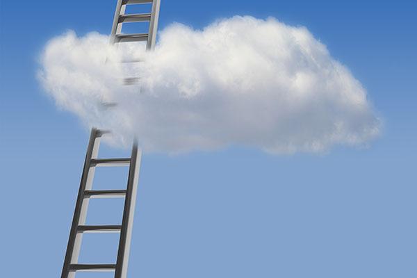 Vismas affärssystem har det bästa av två världar - ny teknik, som molnet och marknadskontakterna.