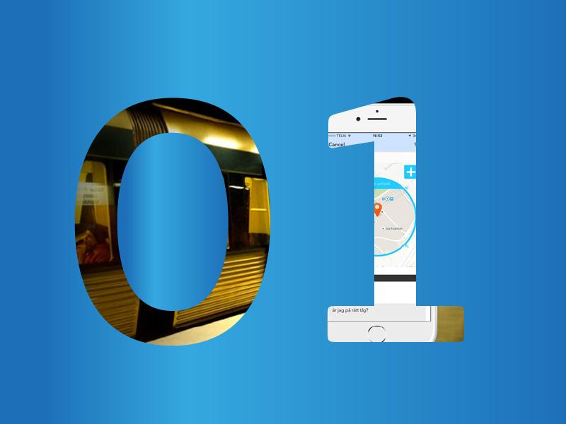 Effektivitetstips nummer 1 - bättre lokalkännedom med teknik. Bild: Freepik