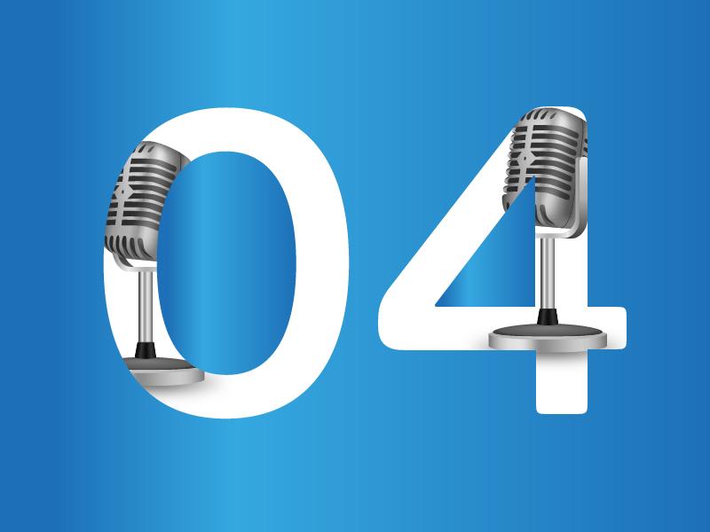 Effektivitetstips nummer 4 - lyssna på podcast. Bild: Freepik