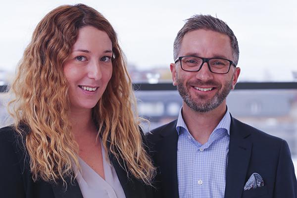 Teamet som ska lyfta Vismas försäljning av affärssystem till skyarna