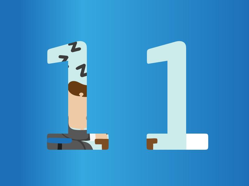 Effektivitetstips nummer 11 - 8 tips för bättre sömn. Bild: Freepik