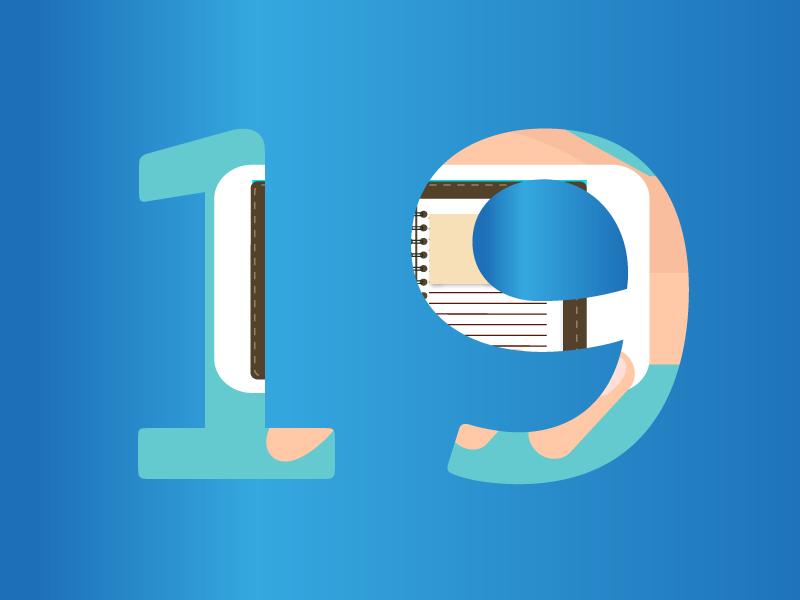 Effektivitetstips nummer 19 - Dela information med elektronisk kalender. Bild: Freepik