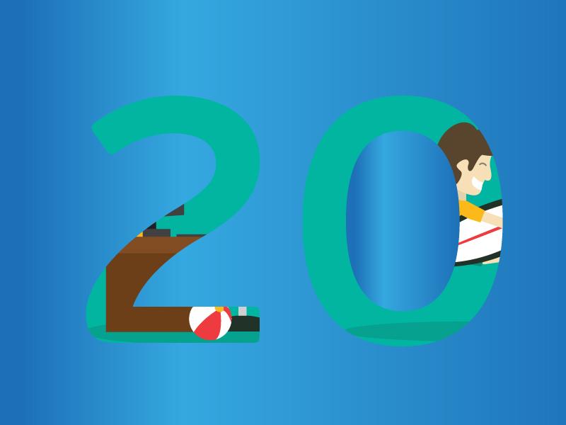 Effektivitetstips nummer 20 - Förbättra din effektivitet med återhämtning. Bild: Freepik