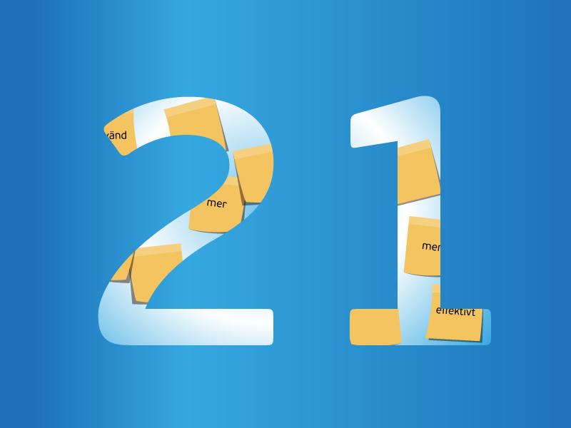 Effektivitetstips nummer 21 - Använd to-do-listor mer effektivt. Bild: freepik