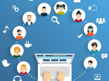 Communitys kan vara ett effektivt verktyg för att öka effektiviteten. Bild: Freepik