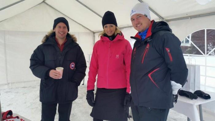 Visma Ski Classics Camp i Sälen.