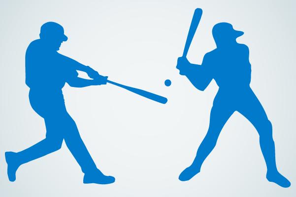 Vad företag kan lära sig av baseball. Bild: Freepik