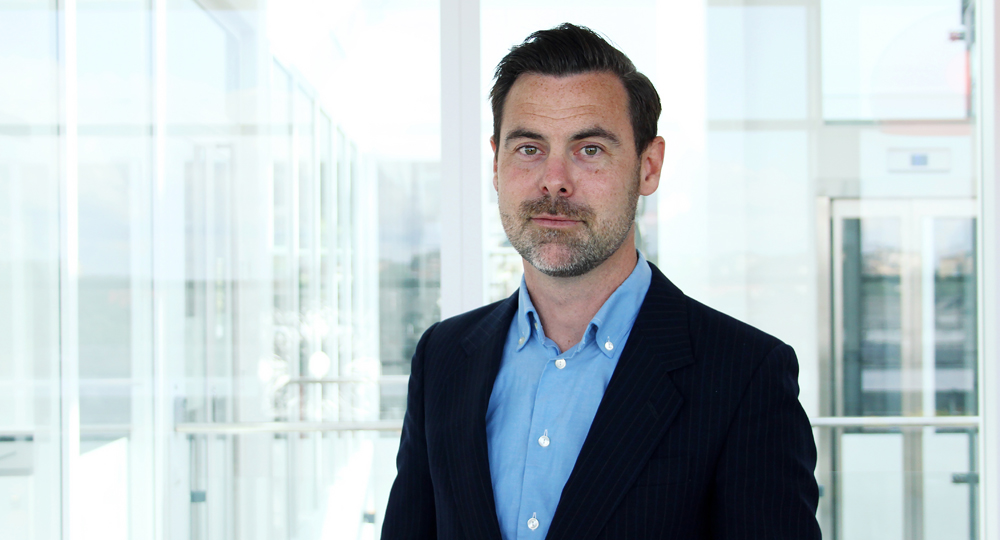 Daniel Sadenius, leverantörsansvarig på Visma Advantage, om vårt nya avtal inom hemelektronik