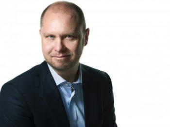 Daniel Wiberg på företagarna hoppas på stark framtidstro hos småföretagarna p.g.a. stark konjunktur.