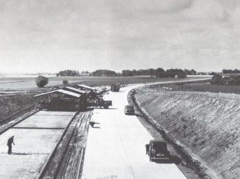 Sveriges första motorväg