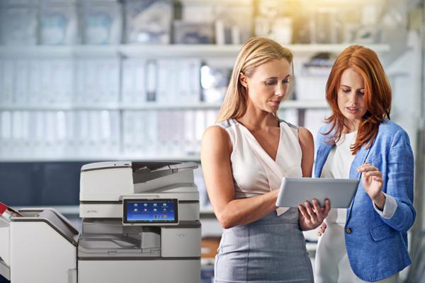 Tack vare vår samlade köpkraft kan vi presentera ett nytt starkt avtal på printerlösningar hos den ledande leverantören Ricoh.