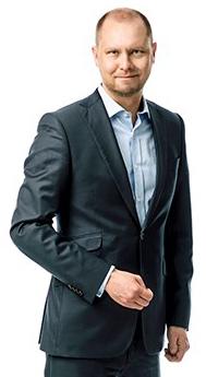 Daniel Wiberg, chefsekonom på Företagarna.