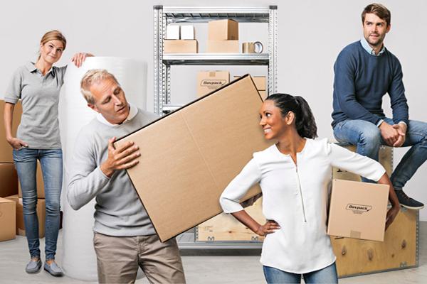 Med rätt emballage blir frakten smidigare för Visma Advantages kunder.