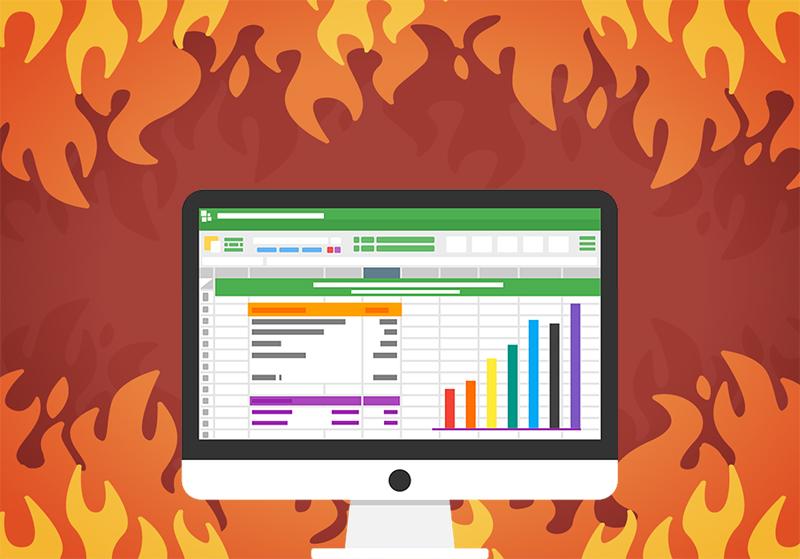 Är du fast i Excel Hell?