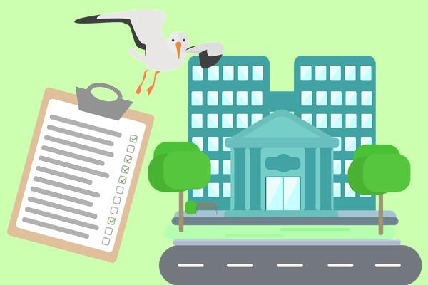 Checklista för ett grönare företag från Visma Advantage.