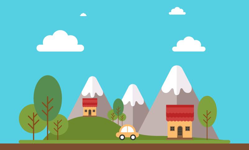 Med ett nordiskt affärssystem i molnet kan du känna dig som hemma. Bild: Freepik