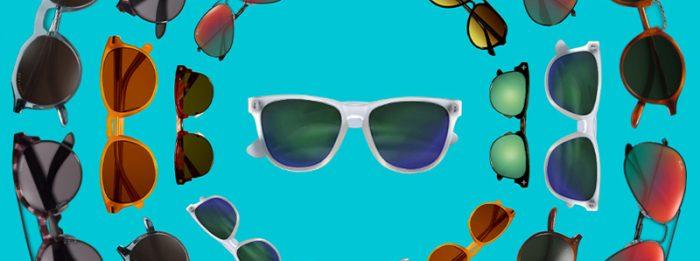 Solglasögon i alla stilar till sköna priser.
