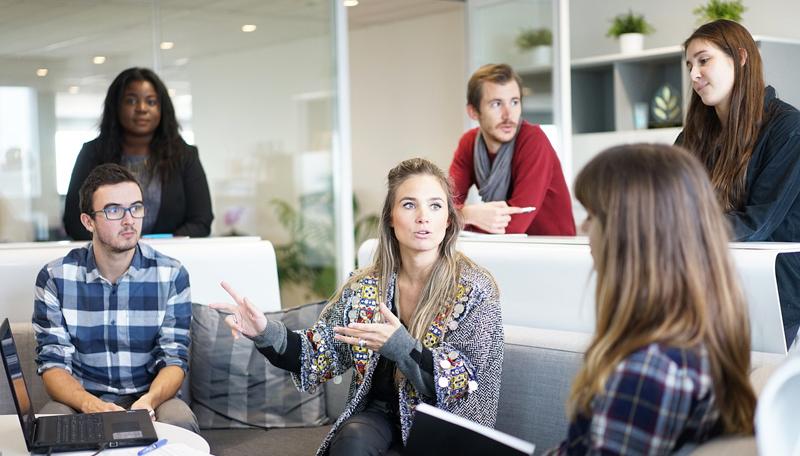 Alla ska med! På företagets digitala resa. Ju snabbare det prioriteras av samtliga desto bättre.