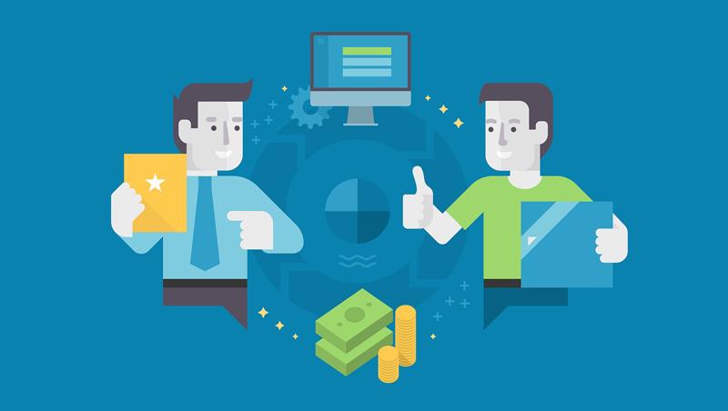 Till syvende och sist digitaliserar ni för att behålla gamla kunder och hitta nya. Kundnyttan är med andra ord helt central.