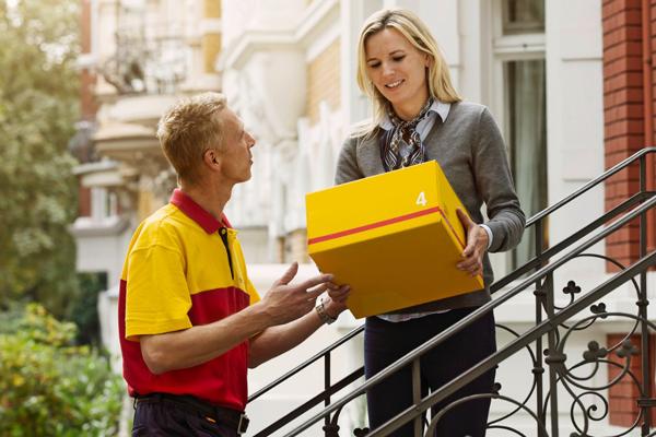 Paketera rätt med proffshjälp från DHL.