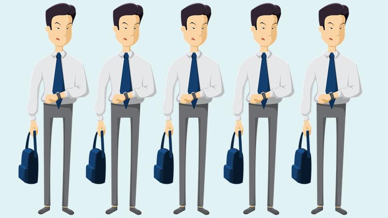 Se upp för att omedvetet rekrytera en personlighet ni redan har... eller dig själkv.