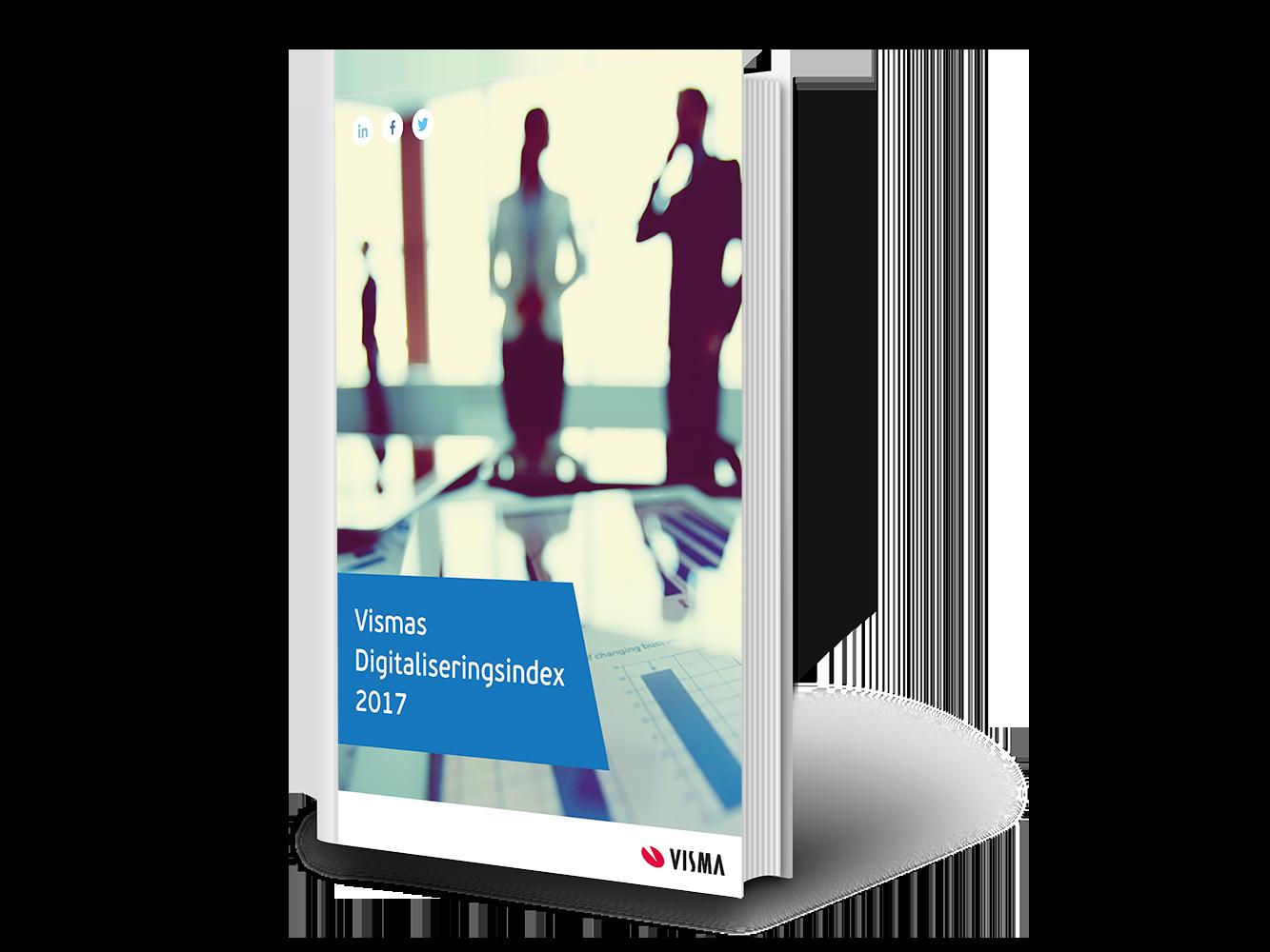 Vismas rapport om digitaliseringen 2017 finns att ladda ner nu.
