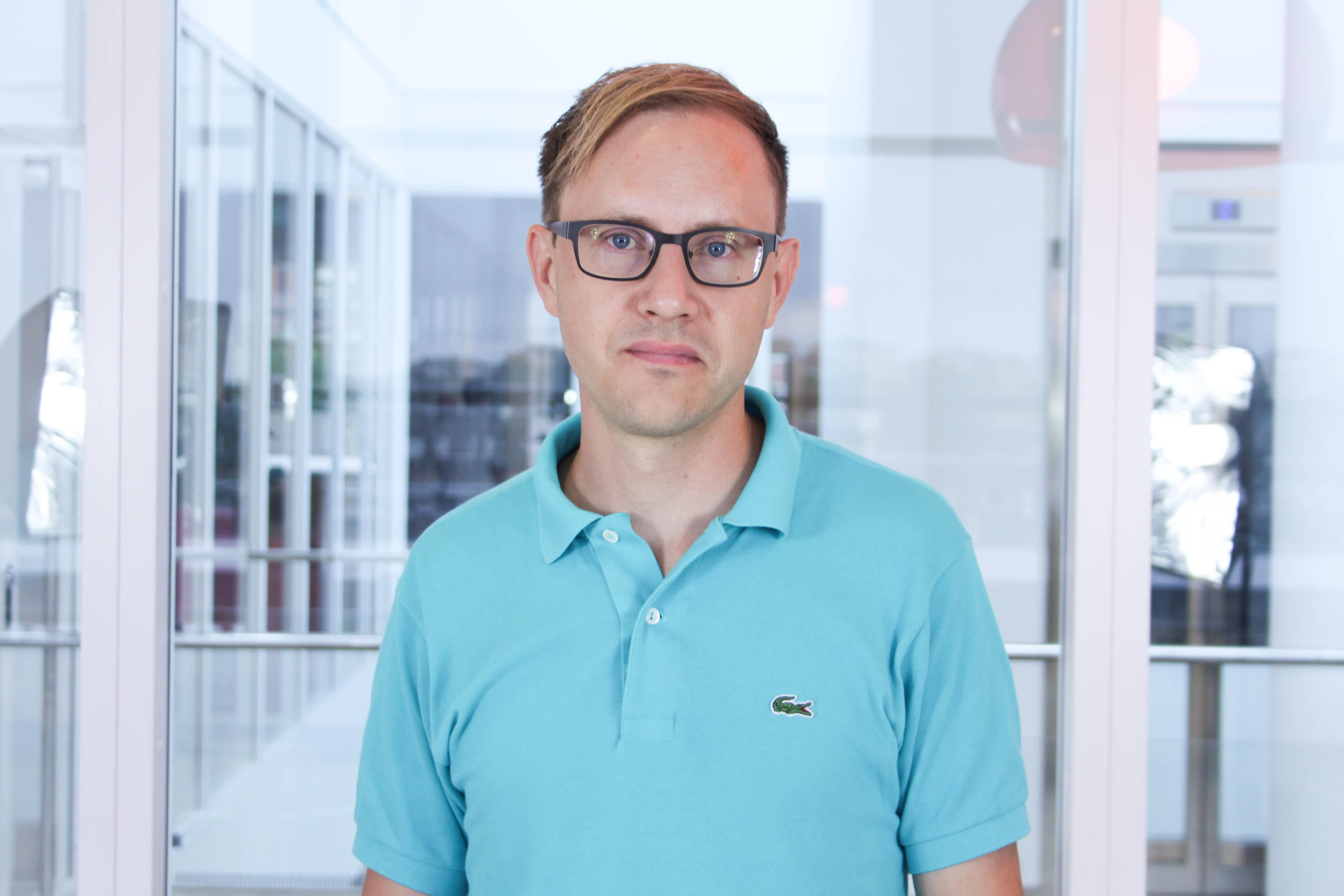 Henrik Sjelin, analytiker hos Visma Advantage.