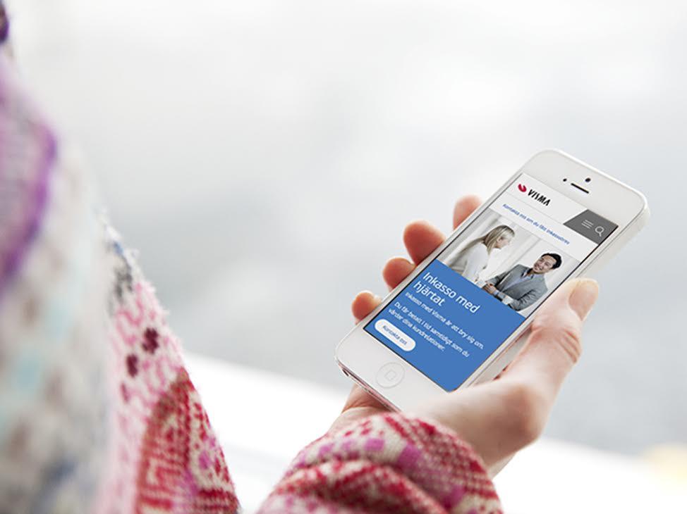 eKrav en ny mobillösning för inkasso perfekt för små och medelstora företag.