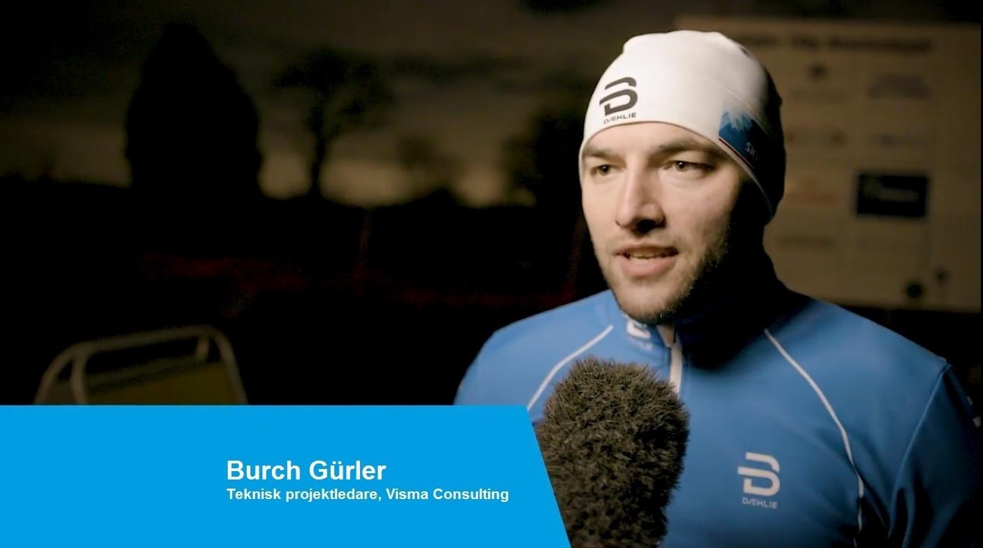 Burch Gürler tränar hårt inför Ylläs-Levi