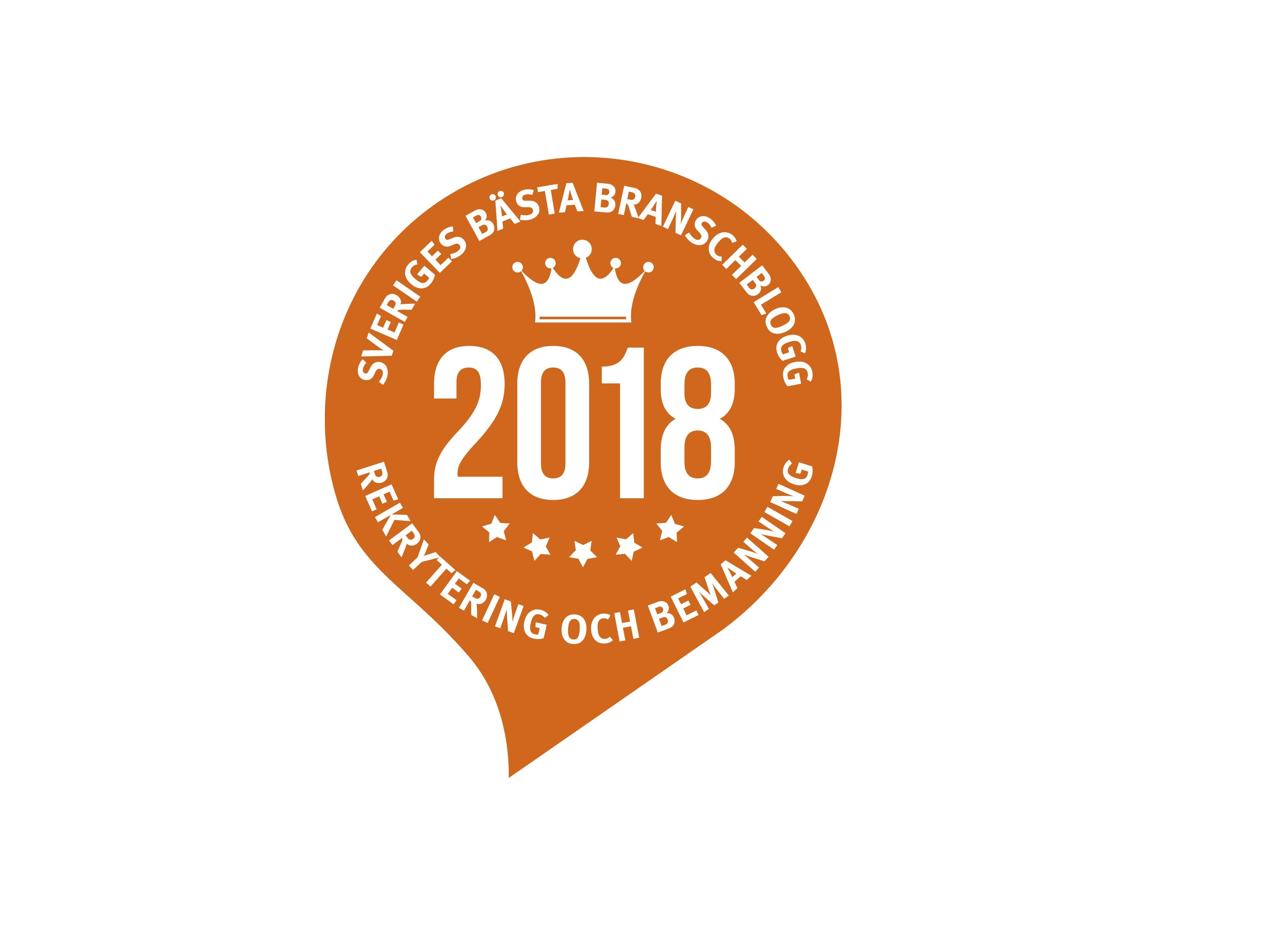 Sveriges bästa branschblogg 2018