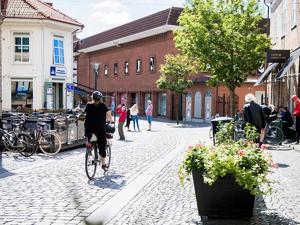 Falkenberg - en av Sveriges främsta kommuner på digitalisering
