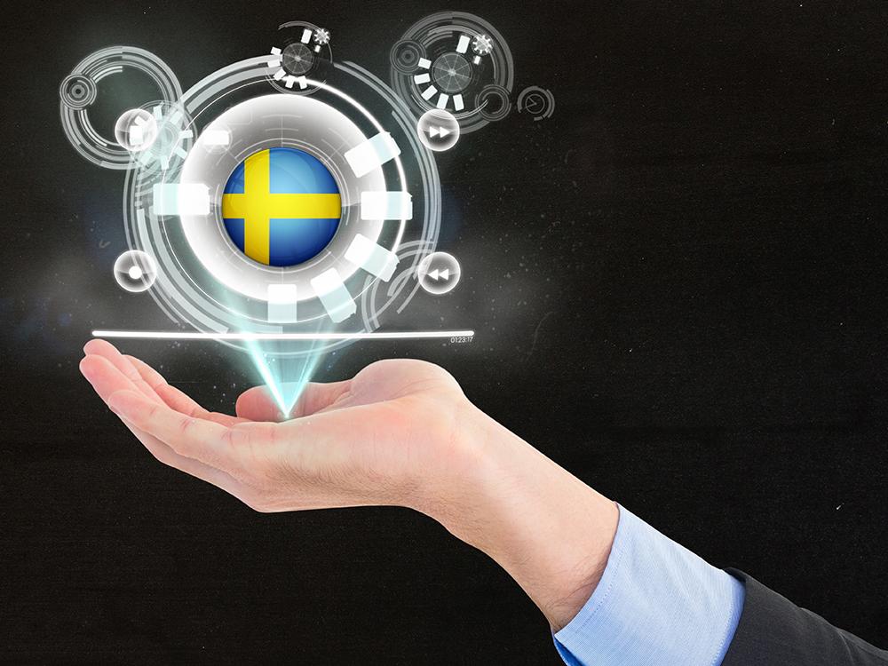 Sveriges digitala utveckling dalar.