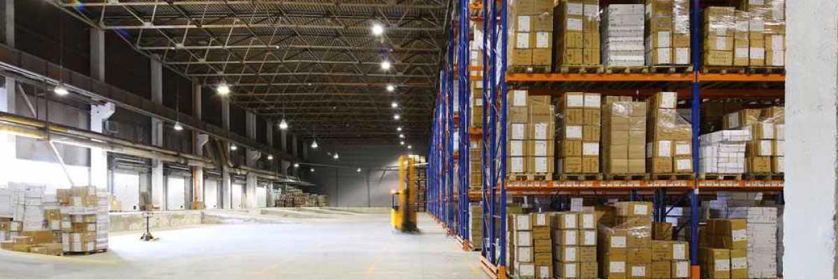 Effektivare lagerhantering för större företag