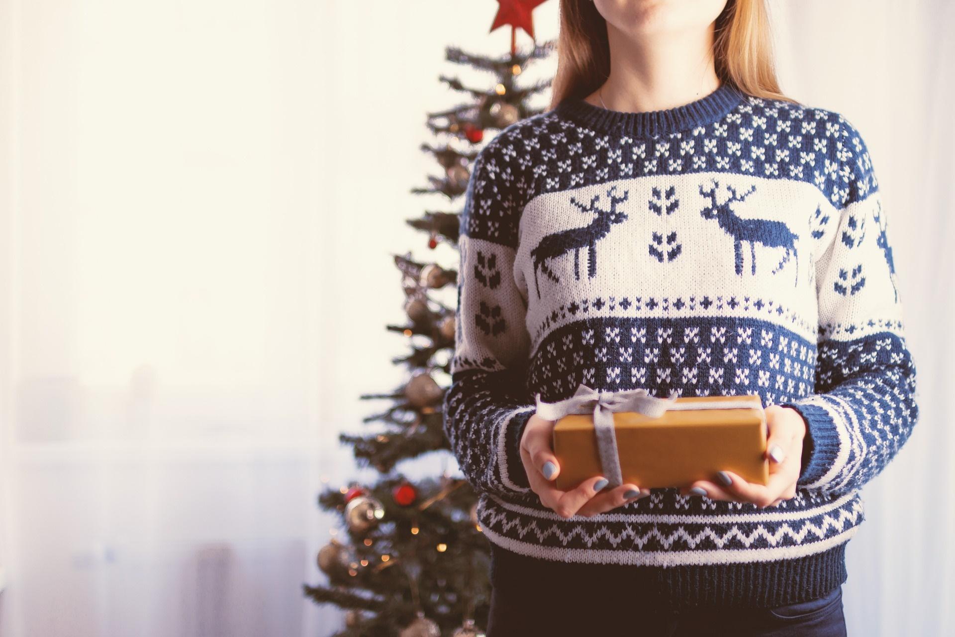 Hur mycket får en julklapp kosta? Källa: Pixabay