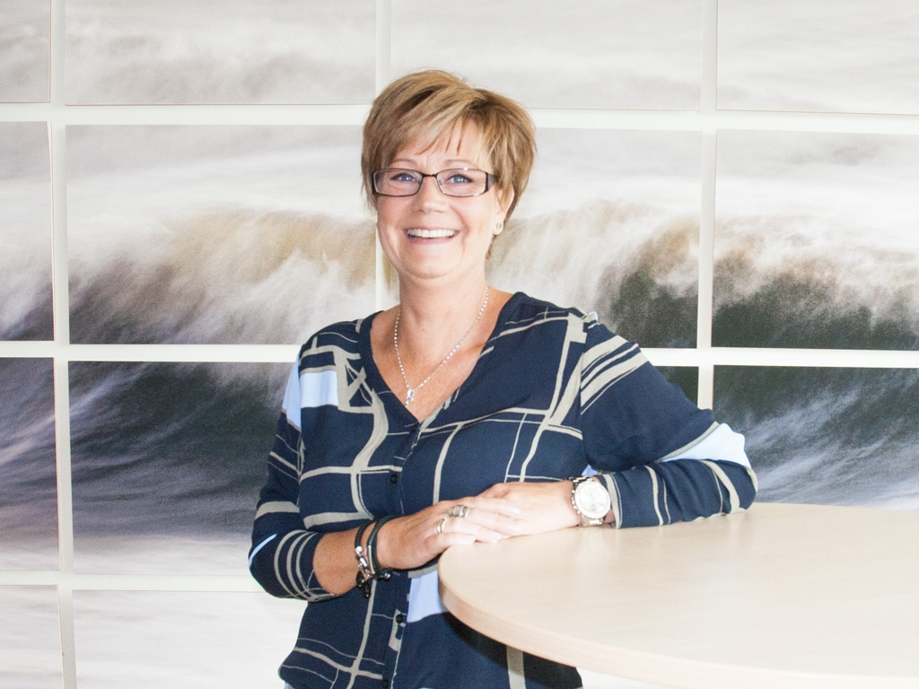 Marie Lindén, auktoriserad lönekonsult på Visma Enterprise