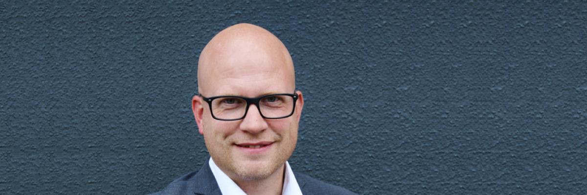 Pontus Atterfors, Cloud Sales Manager på Visma Software