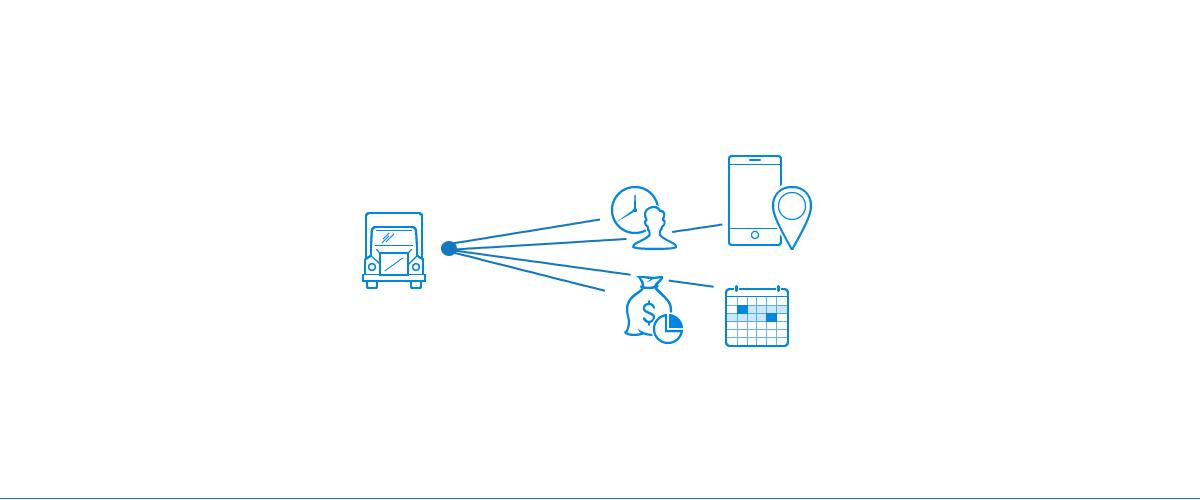 Visma TransPA: Digitalt och smart i transportbranschen