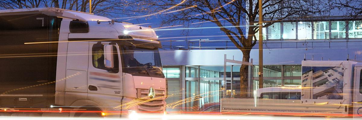 Automatisering inom transport och logistik