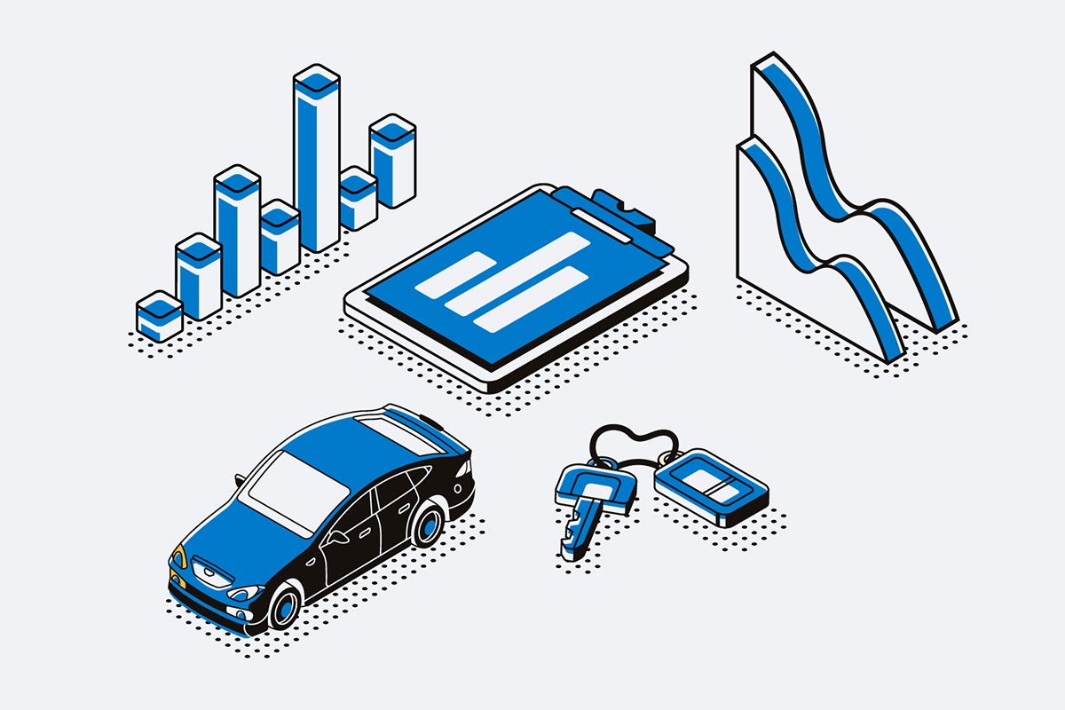 Gratis mall till bilpolicy för tjänstebil