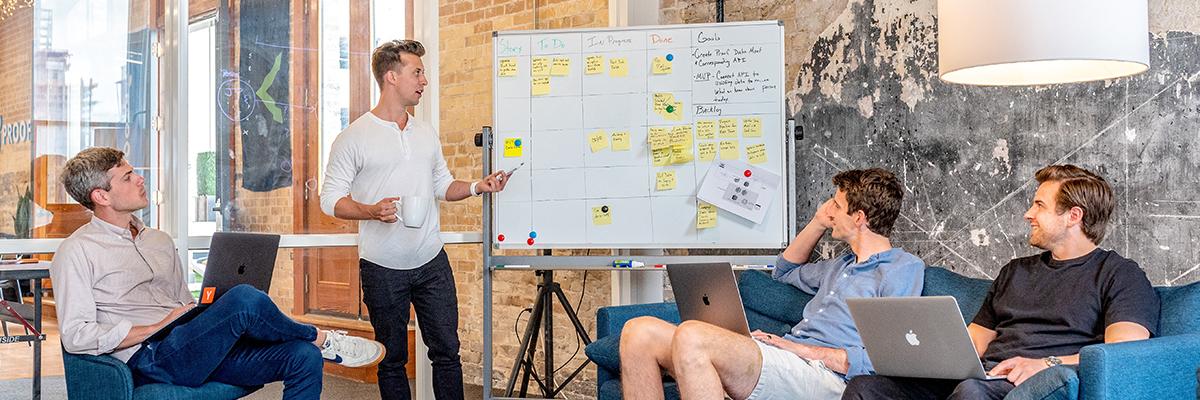 Projekthantering i en agil verksamhet - uppföljning