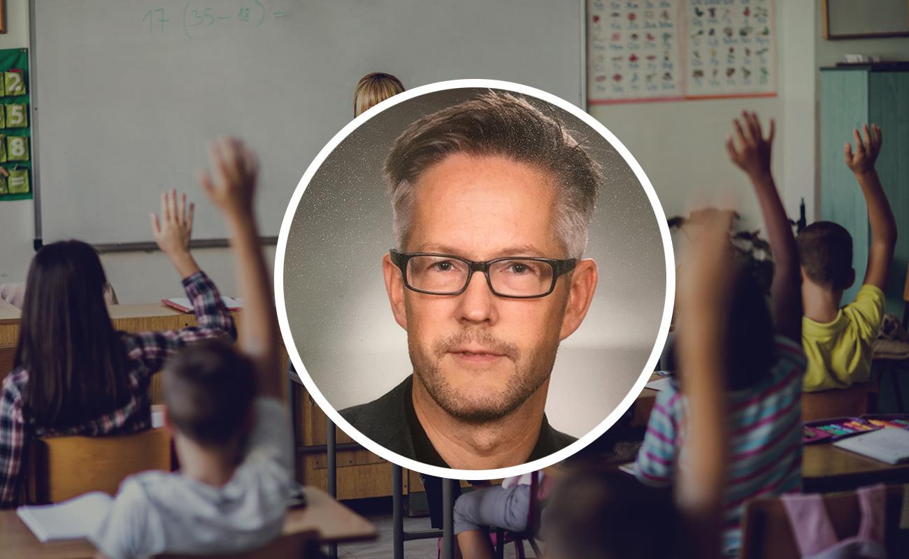 Joakim Lindahl från Dormsjöskolan