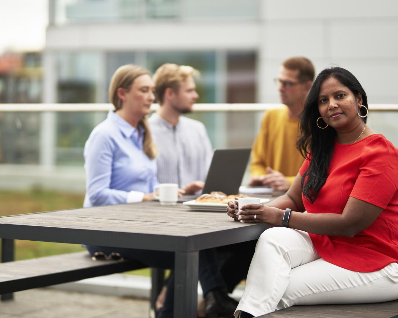 Dubbla anställningar är lika lätta att hantera i HR-plus 8 som vilken anställning som helst!