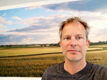 Anders Isberg uppskattar Agda PS moderna gränssnitt