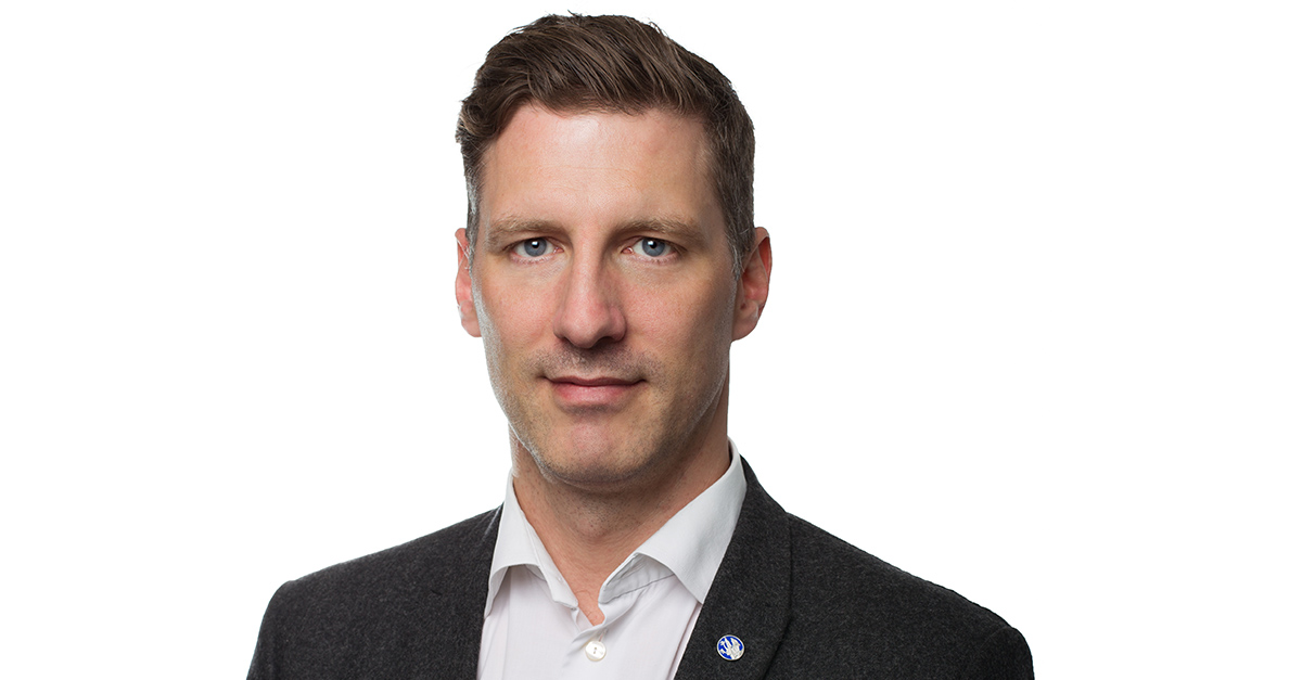 Martin Kruse, ordförande i SOI.