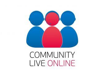 Community live online
