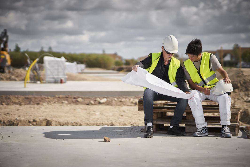 Byggbranschen i kris