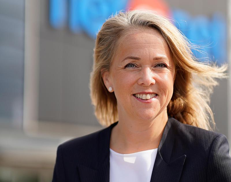 Kristina Wärmare på NetOnNet om hemmakontor.
