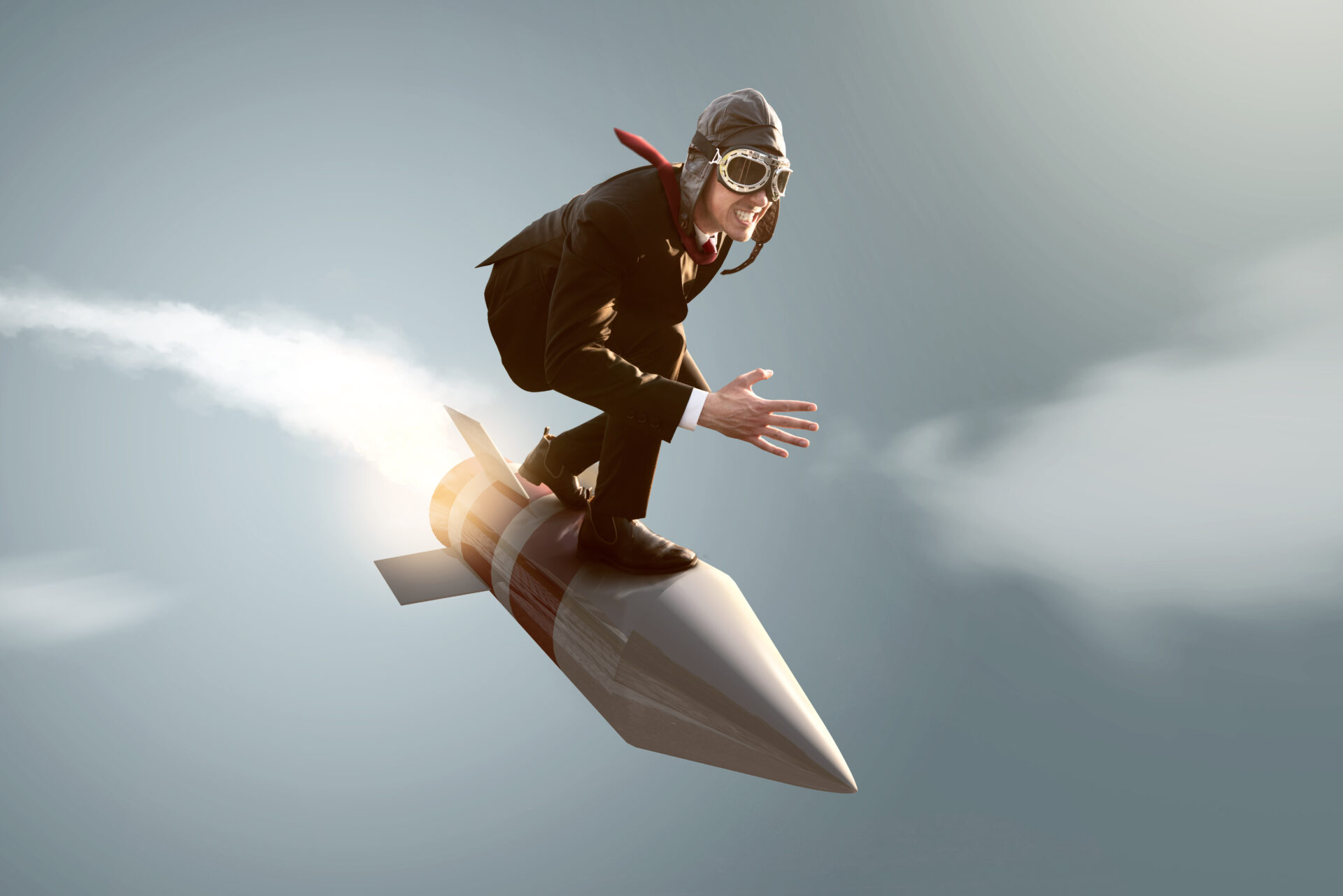 man-pa-raket