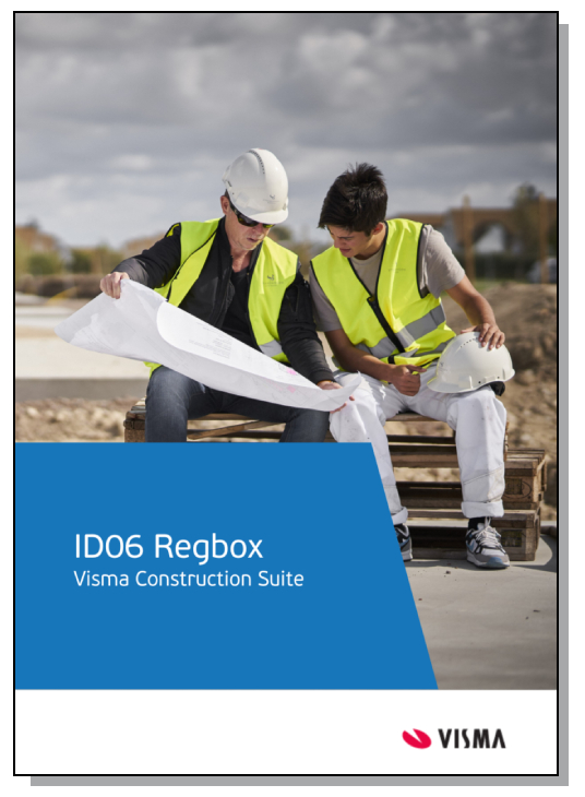 Visma Construction ID06 Regbox